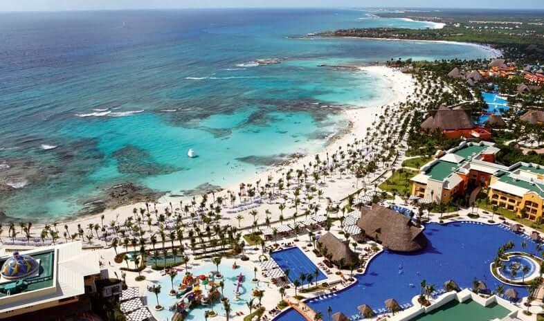 Zona Hoteleira em Cancún
