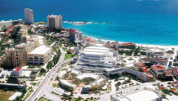Ficar hospedado no Centro de Cancún