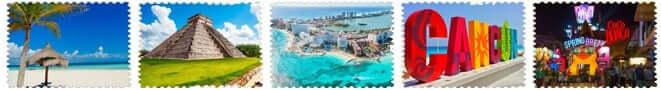 Clique e veja como economizar muito em Cancún