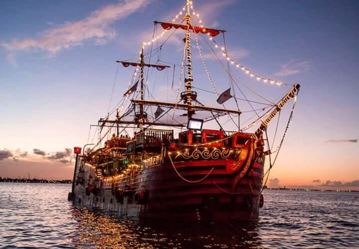 Navio do Capitão Gancho