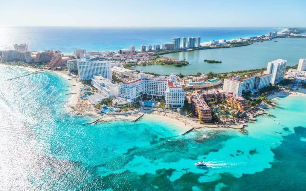 Zona Hoteleira: Hotéis Resorts All Inclusive em Cancún