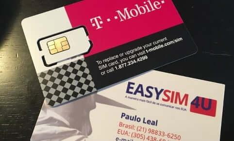 Chips de empresas internacionais para usar o celular em Cancún
