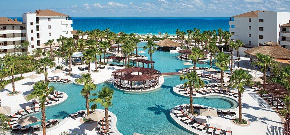 5 Melhores hotéis resorts all inclusives em Cancún