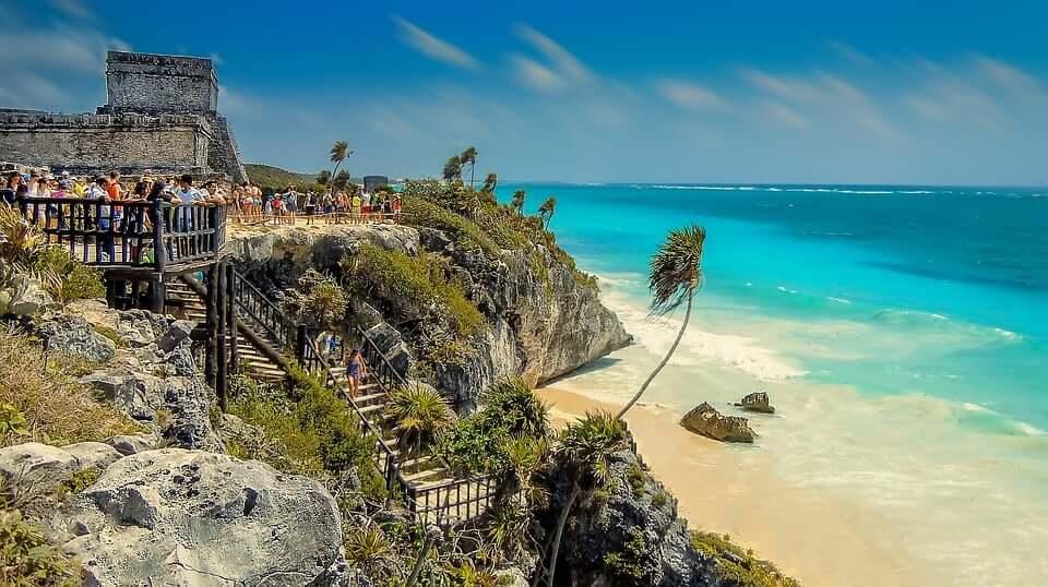 Ruínas de Tulun em Cancún