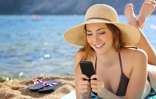 Use o seu celular a vontade em Cancún