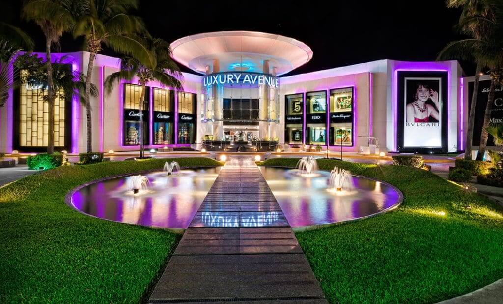 Luxury Avenue em Cancún