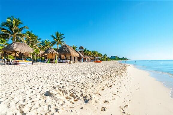 Playa del Carmen em Cancún