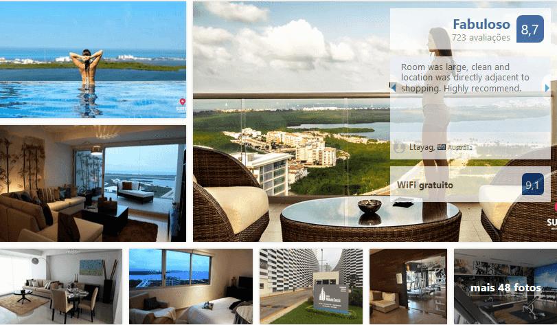 Apart-hotel Suites Malecon Cancun para ficar em Cancún