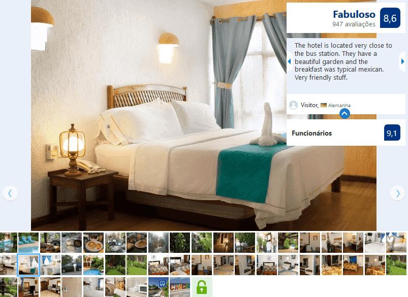 Hotel Eco El Rey del Caribe para ficar em Cancún