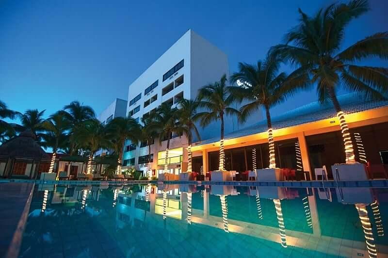 Dicas de hotéis no Centro de Cancún