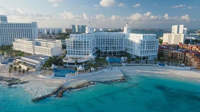 Melhores hotéis na Zona Hoteleira em Cancún