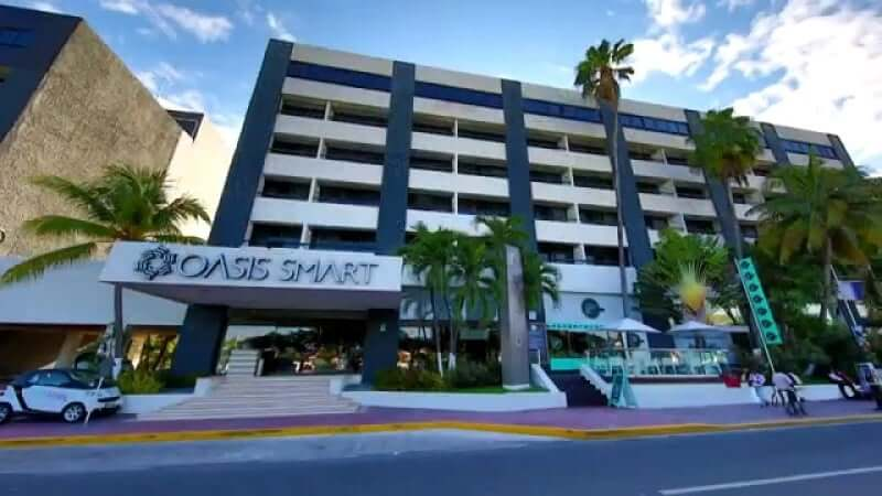 Hotel Smart Cancun by Oasis em Cancún
