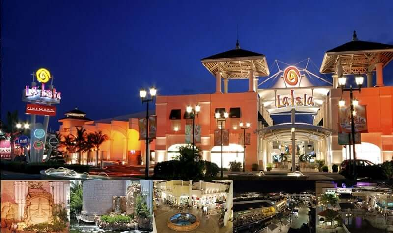 Shopping La Isla para comprar roupas em Cancún