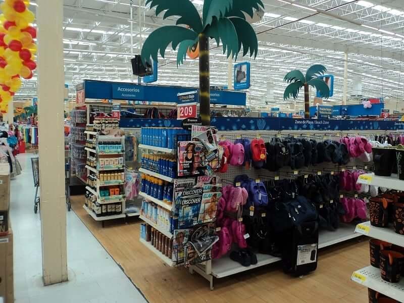 Walmart em Cancún