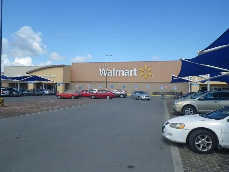 Loja Walmart para comprar relógios em Cancún