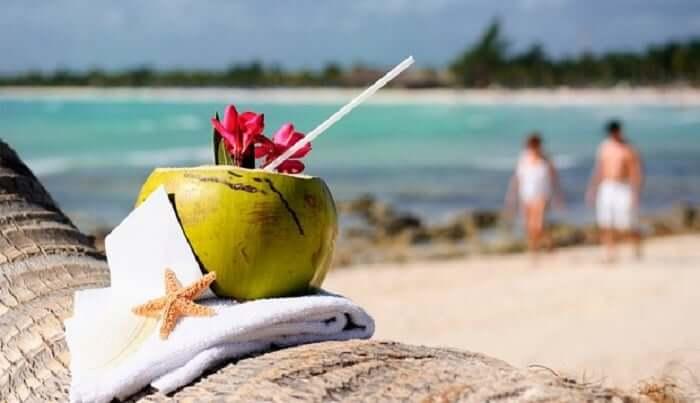 Planejamento de viagem para Cancún