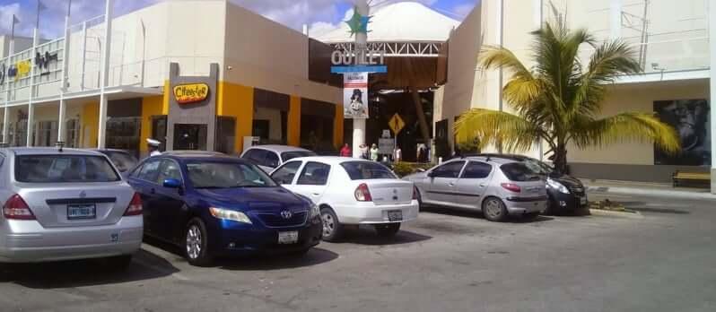 Informações sobre o Las Plazas Outlet em Cancún