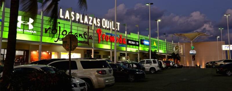 Las Plazas Outlet em Cancún