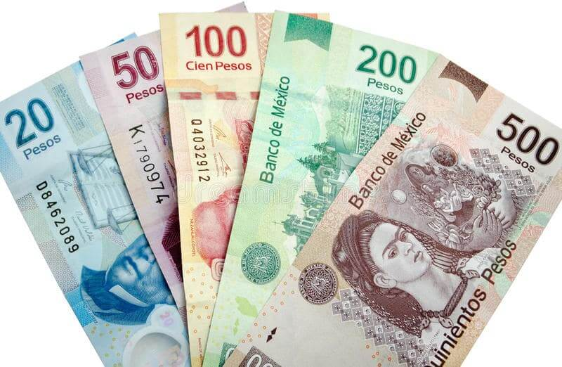 Formas para levar os pesos mexicanos para Cancún