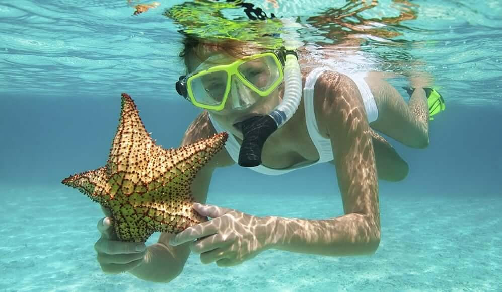 Mergulho na Isla Contoy em Cancún
