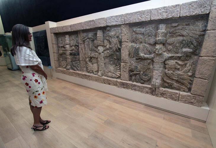 Tour pelo Museu Maya em Cancún