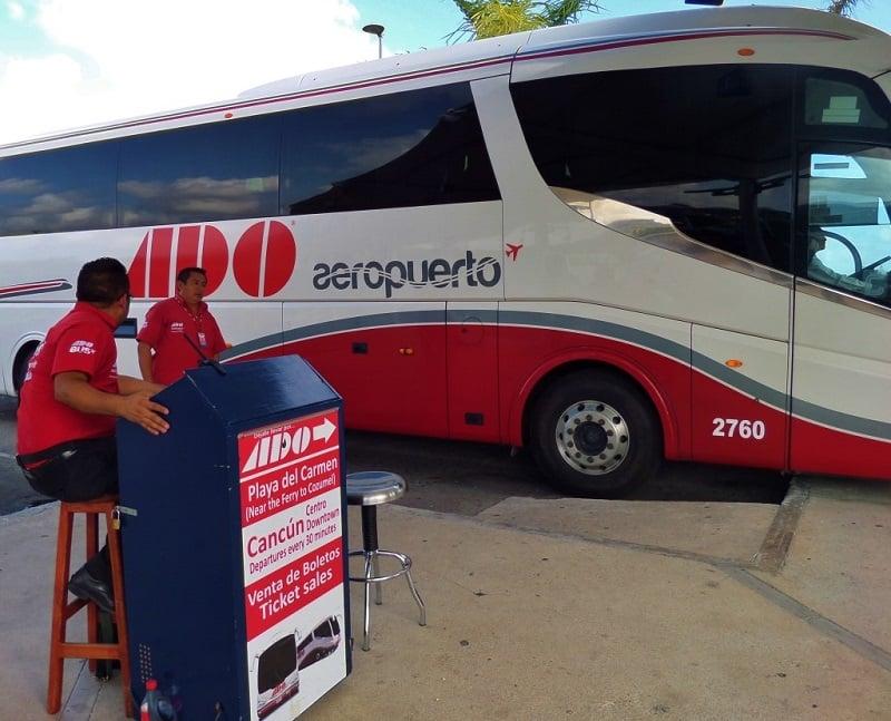 Transportes e a acessibilidade para deficientes físicos em Cancún
