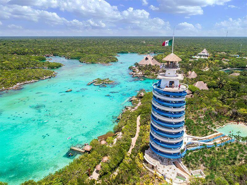 Pontos turísticos e a acessibilidade para deficientes físicos em Cancún