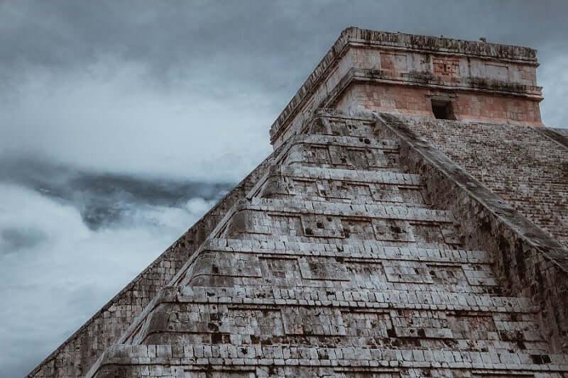 Cobá - Ruínas em Cancún