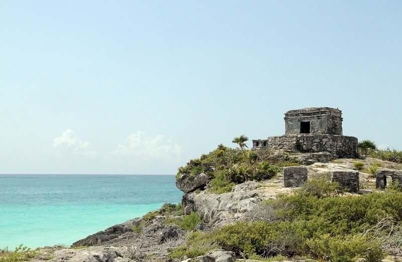 Tulum - Ruínas em Cancún