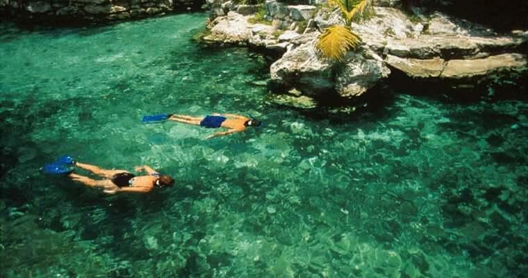Atividades no Parque Xcaret em Cancún