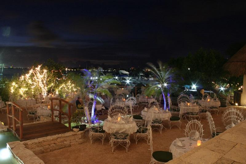 Restaurante para passar o Natal em Cancún